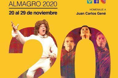 20 Festival Iberoamericano de Teatro Contemporáneo
