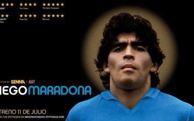 """Diego Maradona"", documental de 2019"