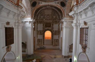 Rehabilitada la iglesia de San Agustín, Almagro