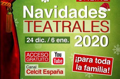 Teatro online con Celcit España