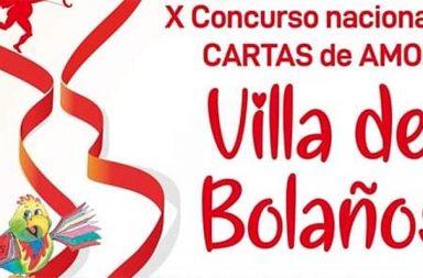 Cartas de amor Concurso Villa de Bolaños