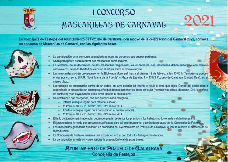 Carnaval Campo de Calatrava Pozuelo