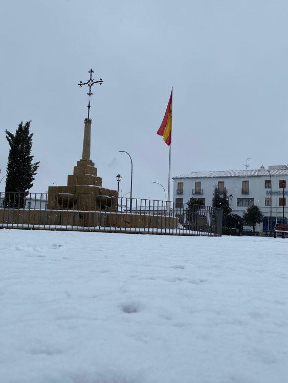 Filomena en Almagro