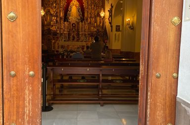 Semana Santa confinada Esperanza de Triana